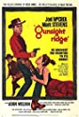 Gunsight Ridge (1957) Poster