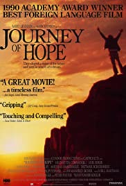 Journey of Hope (1990) Poster - Movie Forum, Cast, Reviews