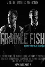 Fragile Fish Poster
