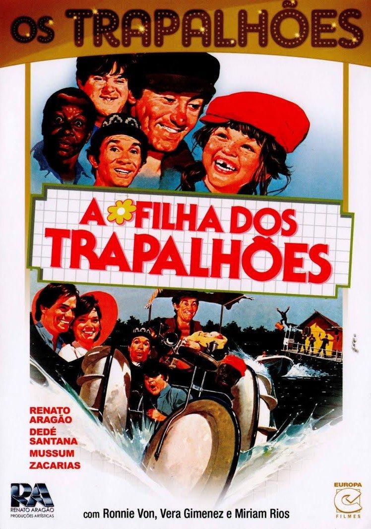 A Filha dos Trapalhões ((1984))
