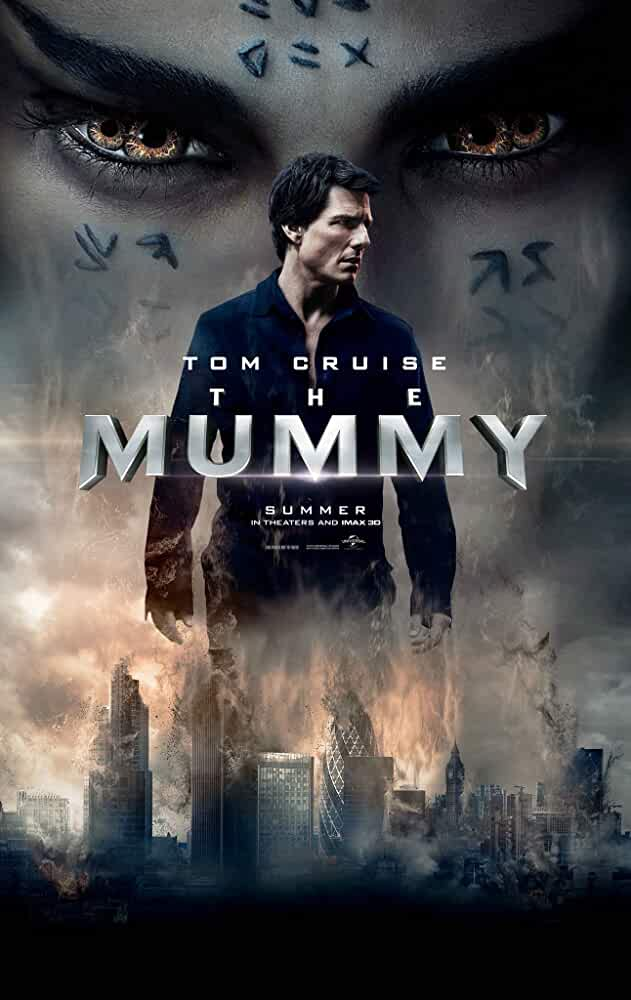 The Mummy (2017) in Hindi