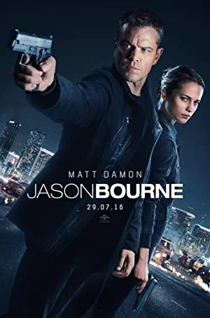 Picture of Jason Bourne