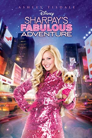 Sharpay's Fabulous Adventure Poster