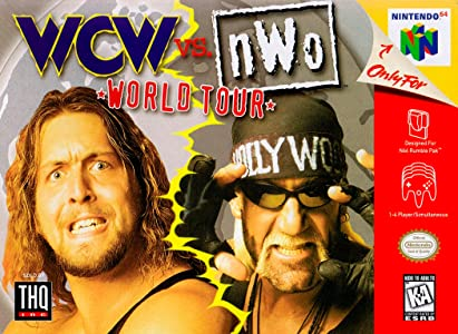 Websites to download full hd movies WCW vs. NWO: World Tour [1680x1050]