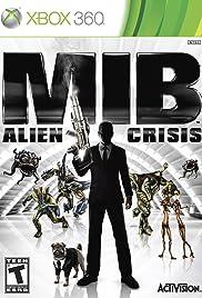 MIB: Alien Crisis Poster