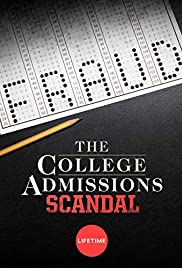 The College Admissions Scandal Poster