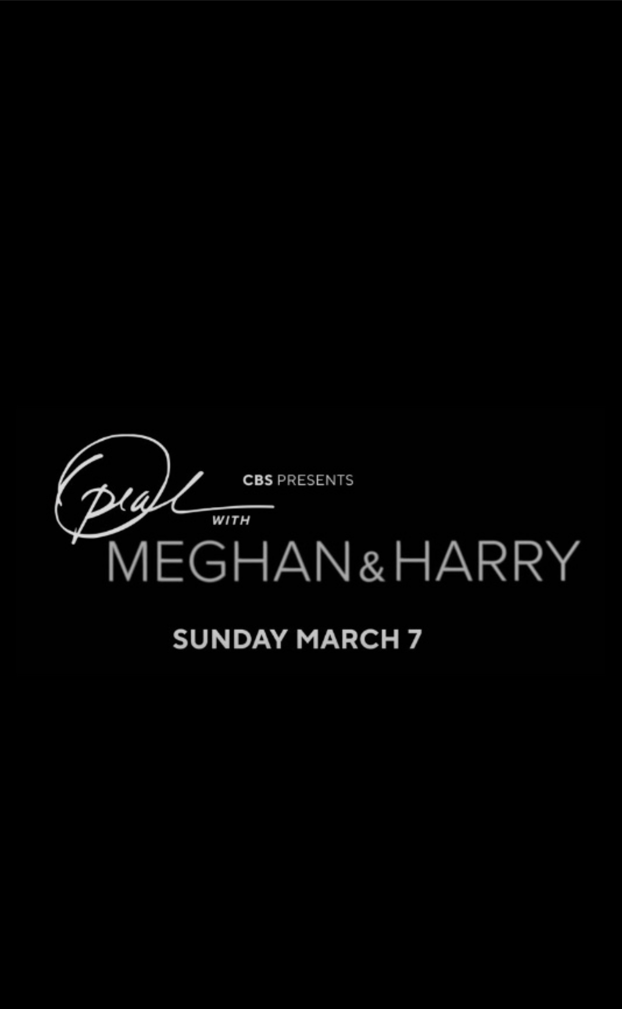 watch Oprah with Meghan and Harry: A CBS Primetime Special on soap2day