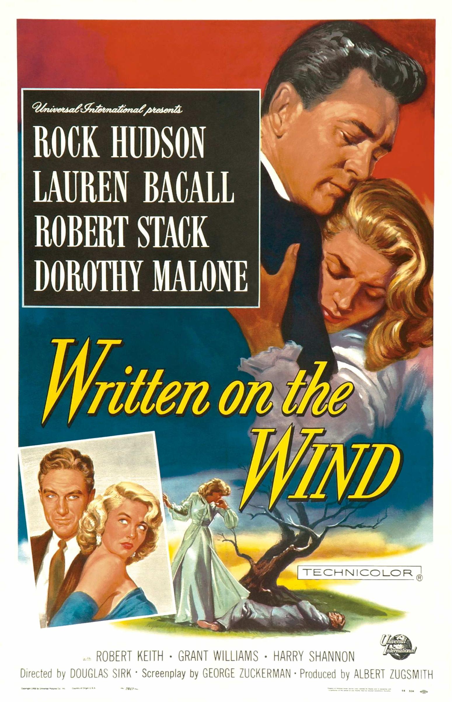 Written on the Wind (1956) - IMDb