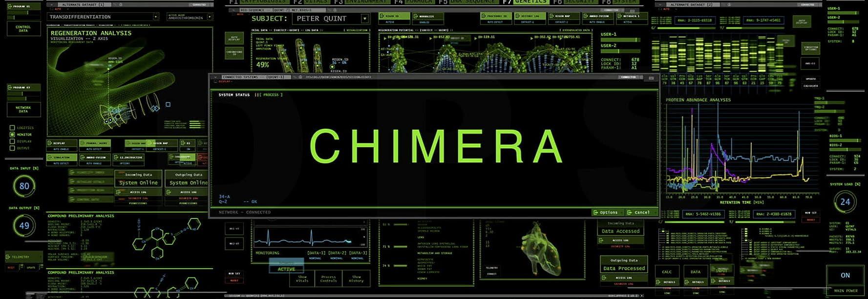 Chimera Strain (2018) Online Subtitrat in Romana