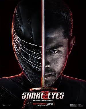 Snake Eyes: G.I. Joe Origins - MON TV