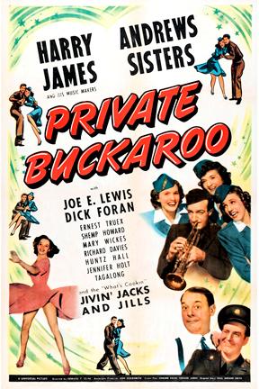Where to stream Private Buckaroo