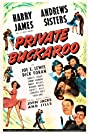 Private Buckaroo (1942) Poster