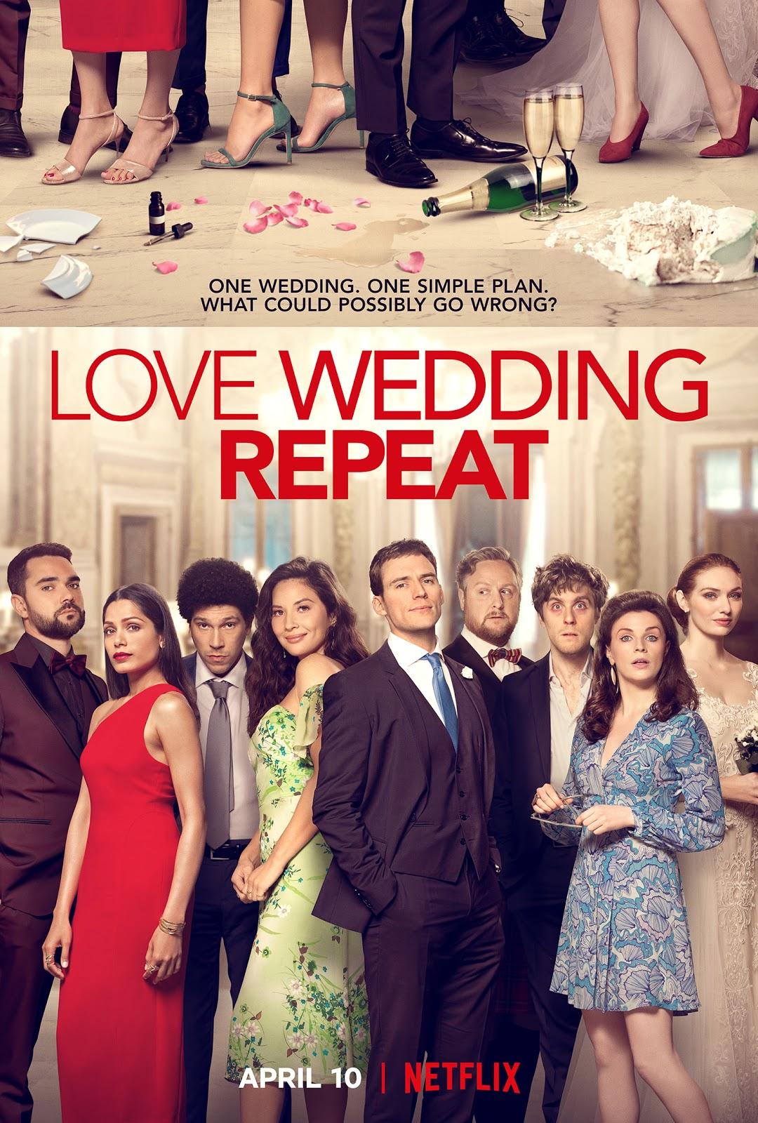 Love. Wedding. Repeat izle