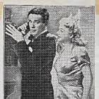 Iris Adrian and Richard Carlson in Highways by Night (1942)