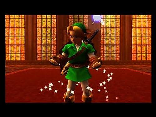 The Legend of Zelda: Ocarina of Time 3D (VG)