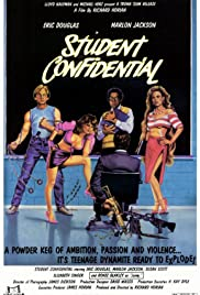 Student Confidential (1987) Poster - Movie Forum, Cast, Reviews