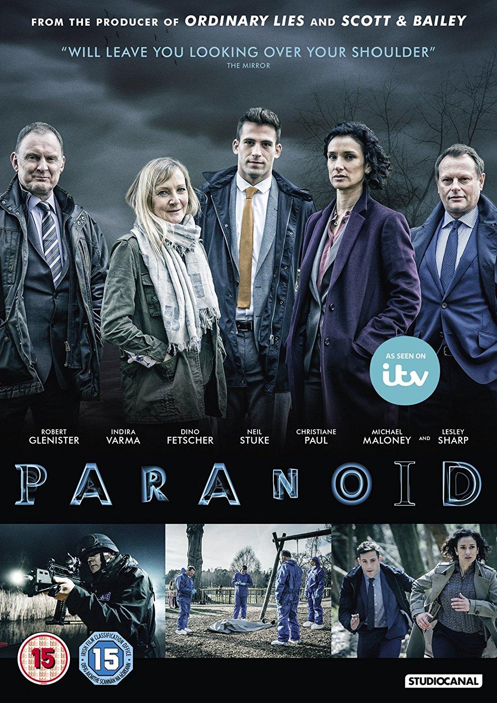 Paranoid (TV Mini-Series 2016) - IMDb