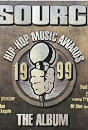 The 1999 Source Hip-Hop Music Awards Poster