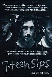 7-Teen Sips Poster