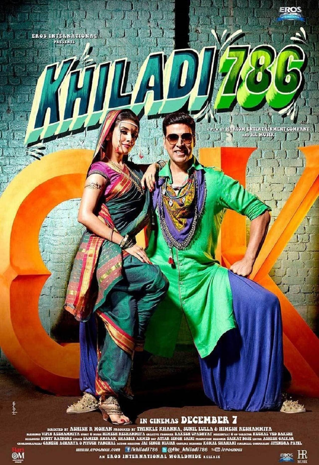 Khiladi 786 (2012) [ 4K ] UHD Video Songs x265 DTS-HD 5.1 – AC3 5.1 – | DB9 |