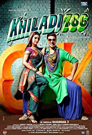 Khiladi 786 (2012) Poster - Movie Forum, Cast, Reviews