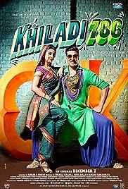 Khiladi 786 Poster