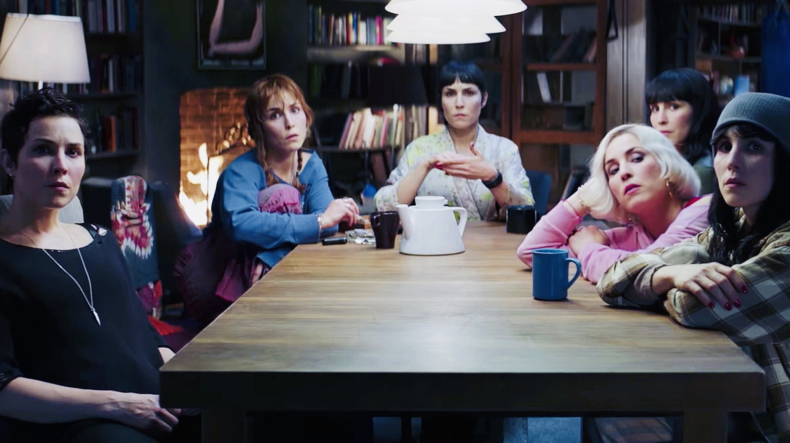 Noomi Rapace in What Happened to Monday 2017