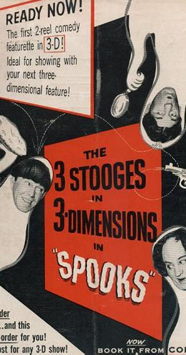 Spooks 1953 Imdb