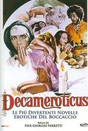 Decameroticus Poster