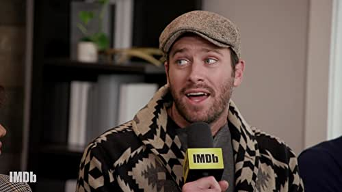 Armie Hammer Gives the Story Behind George Miller's 'Justice League' Demise