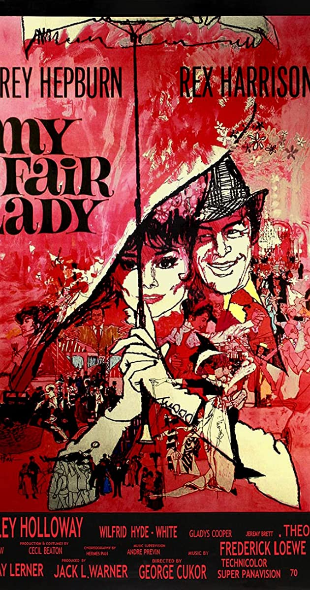 Watch Full HD Movie My Fair Lady (1964)