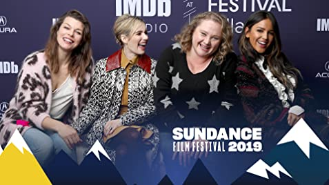 The Imdb Studio At Sundance Emma Roberts Goes Future Tripping To