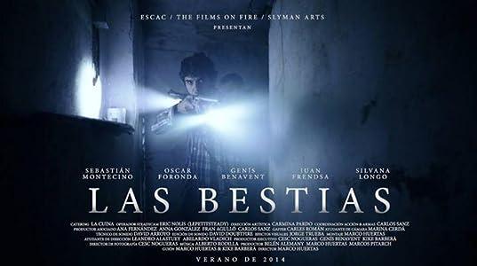 Movies hd download pc Las Bestias Spain [Mkv]