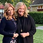 Roma Downey and Karen Kingsbury in The Baxters (2019)