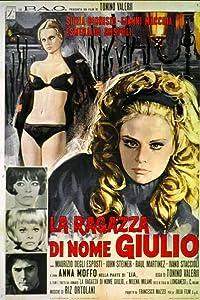 Downloading movie web site La ragazza di nome Giulio [HDR]