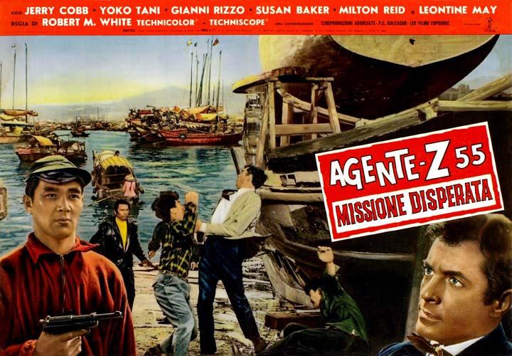 Agente Z 55 missione disperata (1965)