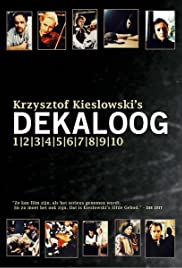 A Short Film About Decalogue: An Interview with Krzysztof Kieslowski Poster