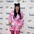 Jess Wu Calder at an event for Blindspotting (2021)