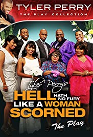 Hell Hath No Fury Like a Woman Scorned Poster