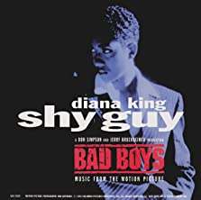Diana King: Shy Guy (Bad Boys Version) (1995 Video)
