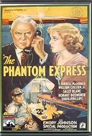 The Phantom Express (1932) Poster - Movie Forum, Cast, Reviews
