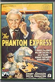 The Phantom Express Poster