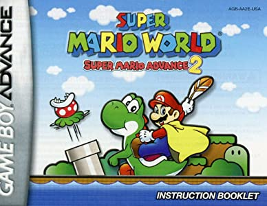 Super Mario World: Super Mario Advance 2 hd mp4 download