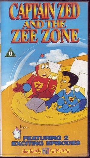 Ian James Corlett Captain Zed and the Zee Zone Movie