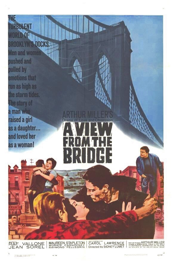A View from the Bridge (1962) - IMDb
