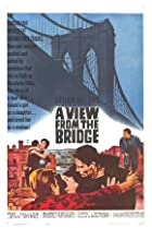 A View from the Bridge (1962) Poster