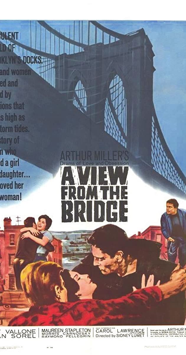 A View From The Bridge 1962
