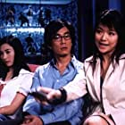 Cecilia Cheung, San-san Lee, and Richie Jen in Chuet chung ho nam yun (2003)