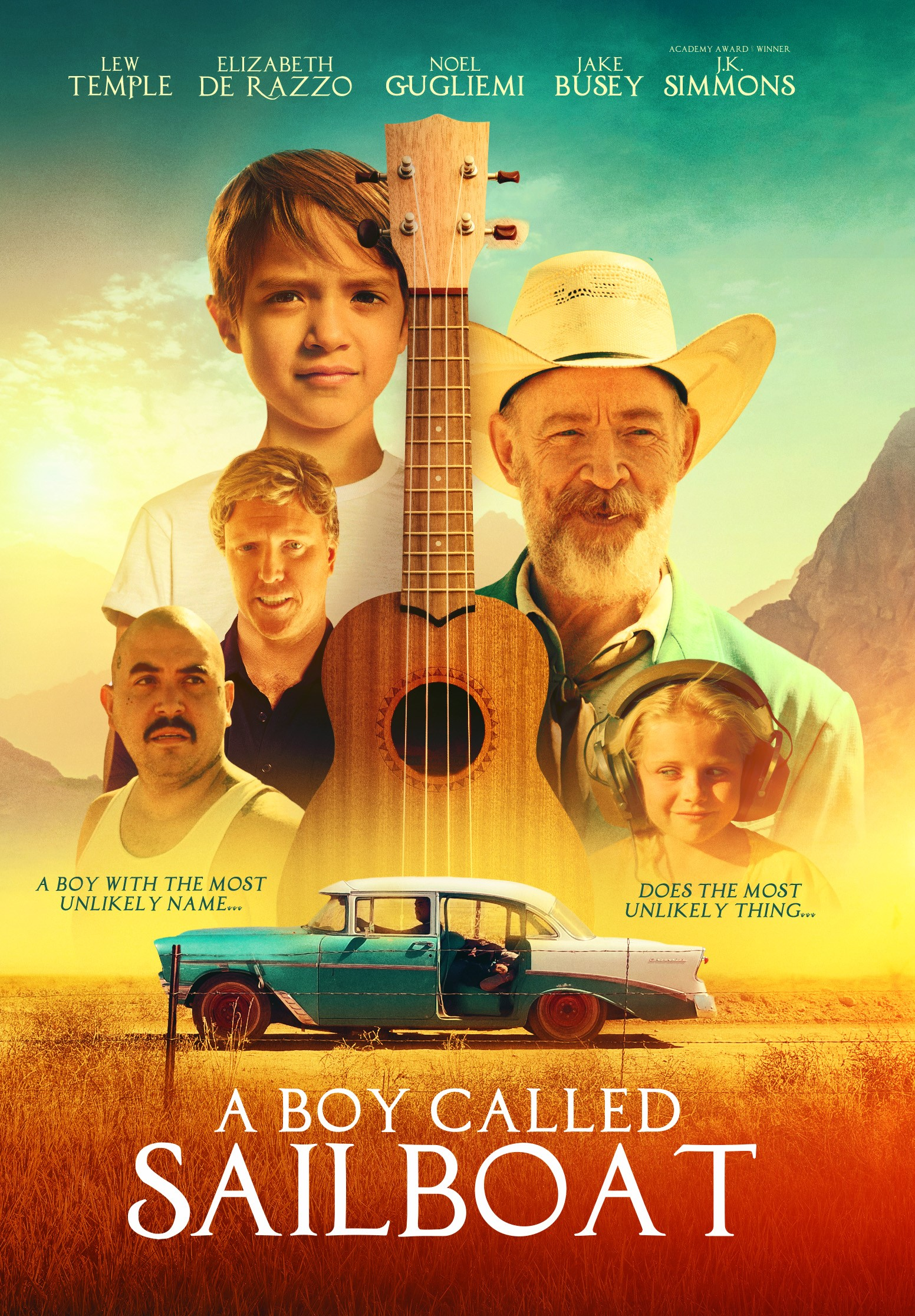 A Boy Called Sailboat 2018