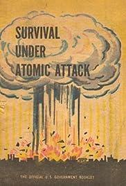 Survival Under Atomic Attack Poster